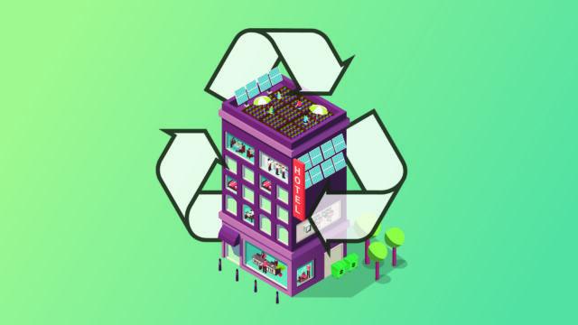 Aan de slag met de Koplopergroep Circulaire Hotels!