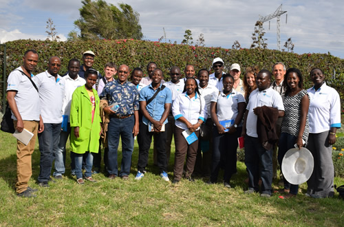Training Wetlands International Kenya – Cooperation with Industry