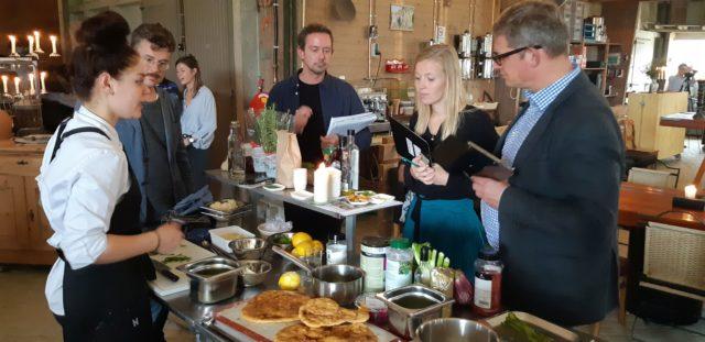 Chefs challenge in Flevoland