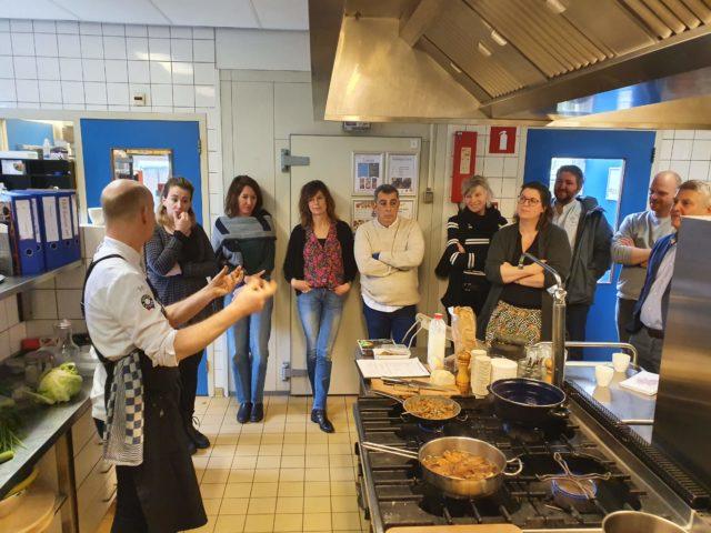 Koplopergroep Circulaire Restaurants Haarlem en Rotterdam